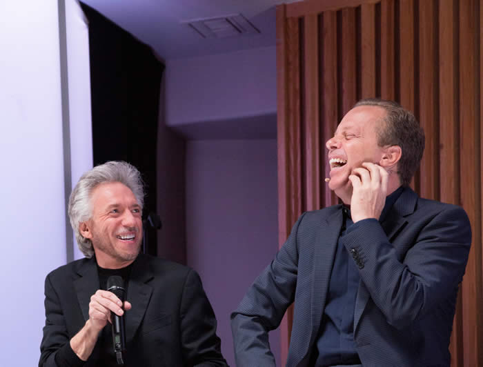 Gregg Braden and Joe Dispenza